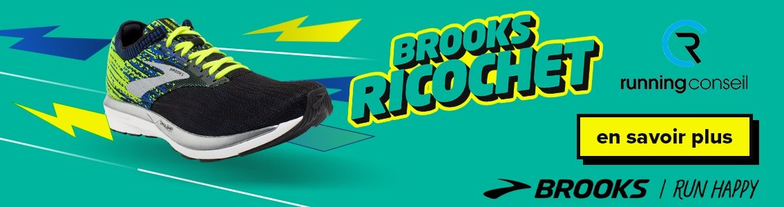 Brooks Ricochet pack com 2019