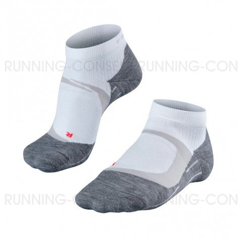 FALKE CHAUSSETTES RUNNING RU4 COOL SHORT FEMME | WHITE-MIX | Collection Printemps-Été 2019