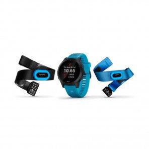 GARMIN Forerunner® 945 Bleue, pack triathlon
