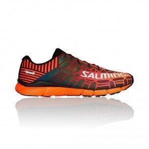 SALMING SPEED 6 Homme | Orange / Black