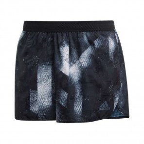 ADIDAS Short SUB 2 SPLIT Homme | Black/White | Collection Printemps-Été 2019