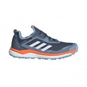 ADIDAS TERREX AGRAVIC FLOW GORE-TEX Femme | Tech Ink / Ftwr White / Coral