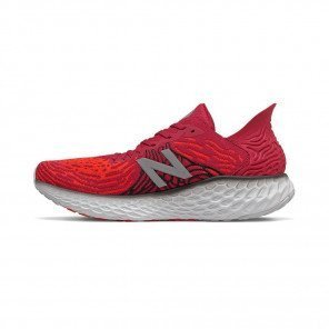 NEW BALANCE Fresh Foam 1080v10 Homme | Neo Crimson with Neo Flame & Black