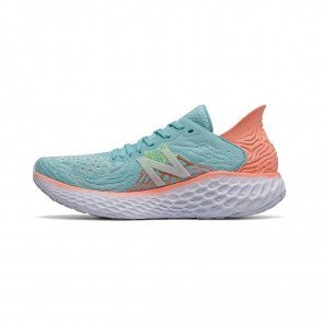 NEW BALANCE Fresh Foam 1080v10 Femme - Bali Blue with Ginger Pink & Lemon Slush