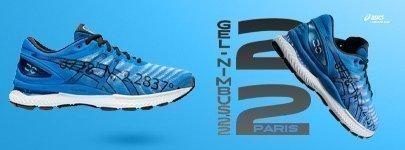 asics gel nimbus 22 marathon de paris