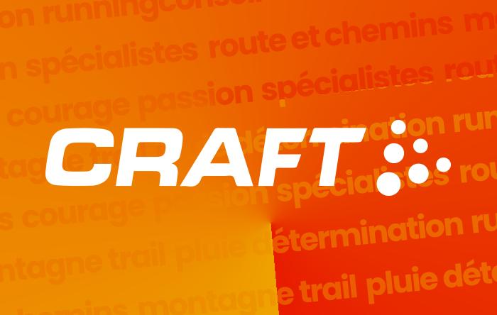 Sélection textile Automne hiver running conseil CRAFT